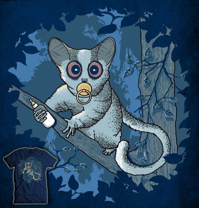 Bush Baby by Chris Rowson on Threadless