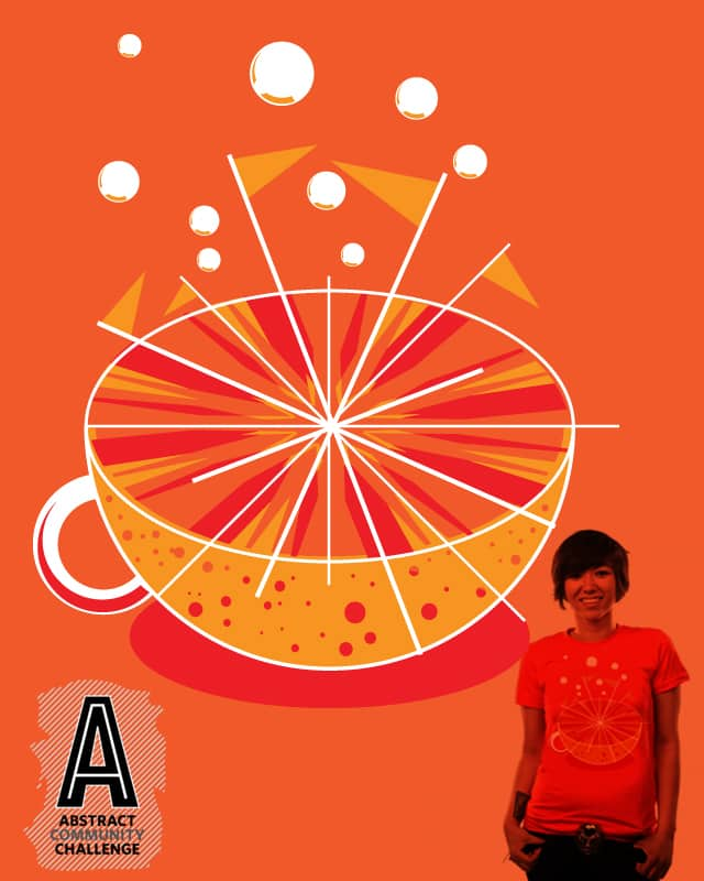 Abstract Grapefruit by Ryder on Threadless