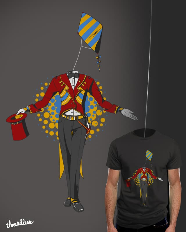 Mr Kite by fightstacy on Threadless