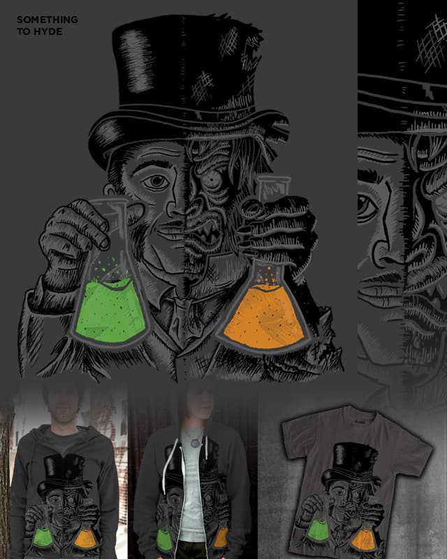 Something to Hyde by WanderingBert on Threadless