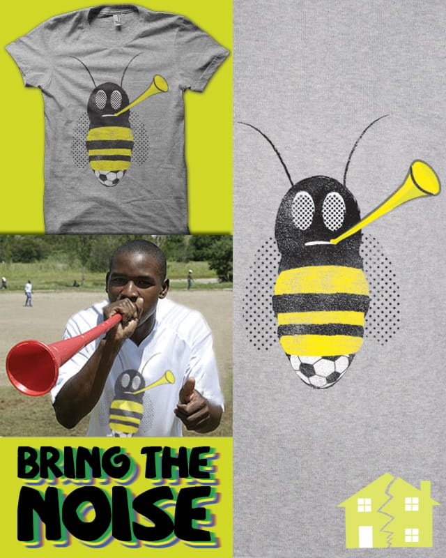 Bring the Noise by craquehaus on Threadless