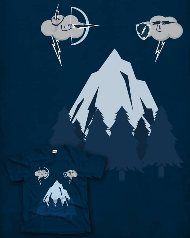 Sky Wars by RedRafael on Threadless