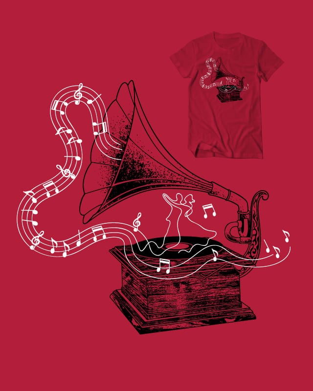Shall We Dance by Flying_Mouse on Threadless