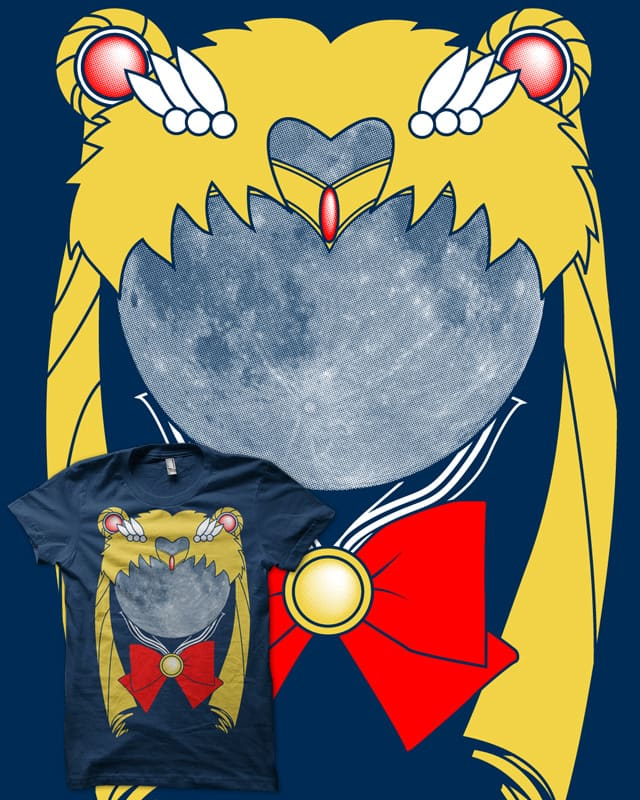 fighting evil by moonlight by biotwist on Threadless