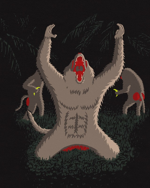 Baboon by Mosquito88 on Threadless
