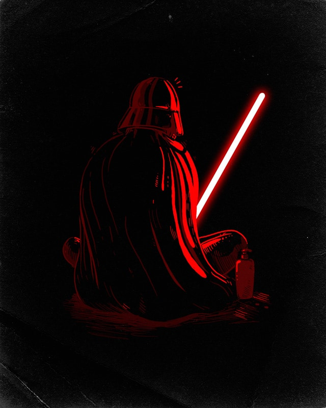 Master Vader by alexmdc on Threadless