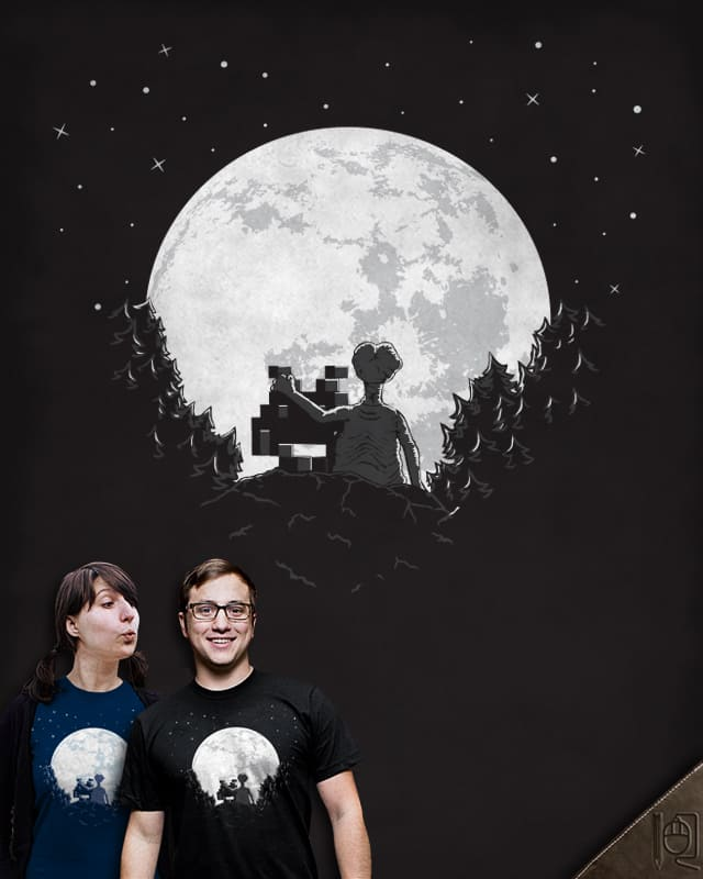 Space Love by rodrigobhz on Threadless