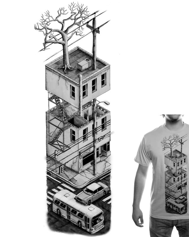 Apartment.Complex by ewaken on Threadless