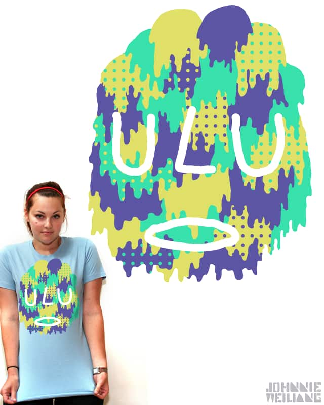 colourfull head!! by johnnie weiliang on Threadless