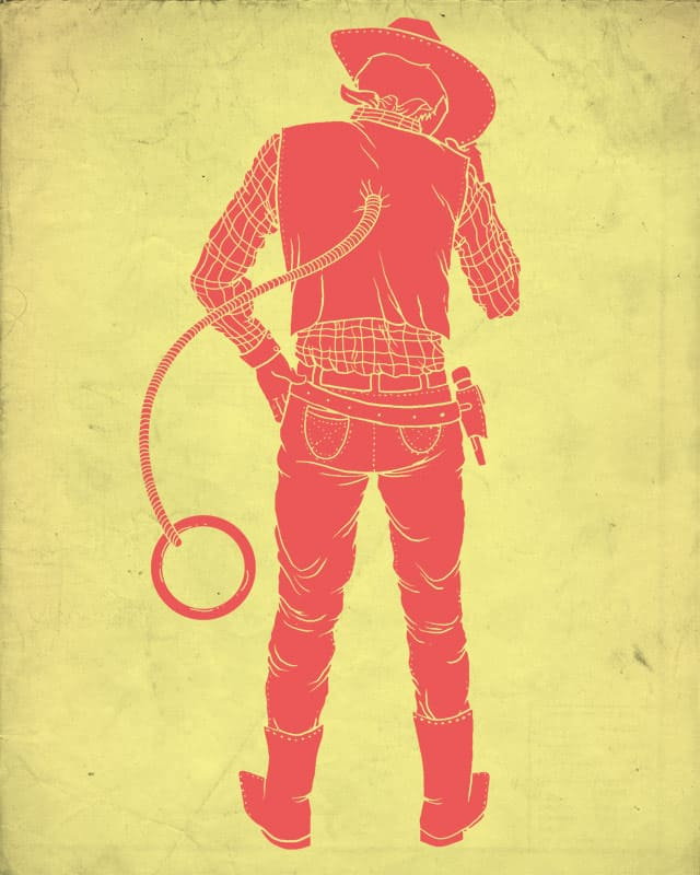 The Sheriff by pickupRINGO on Threadless
