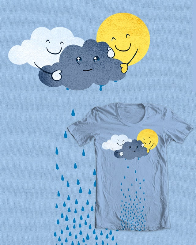 Dry Skies by robbielee on Threadless