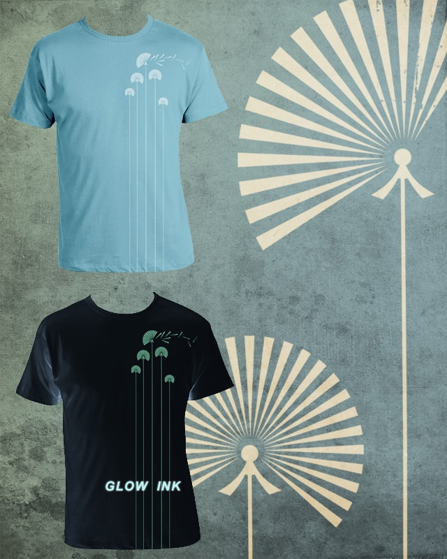 BlowGlow by sustici on Threadless