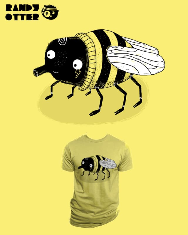 Mr Fly's new jumper by randyotter3000 on Threadless