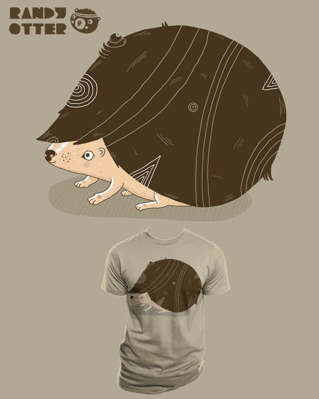 My hedgehogs new hairstyle by randyotter3000 on Threadless
