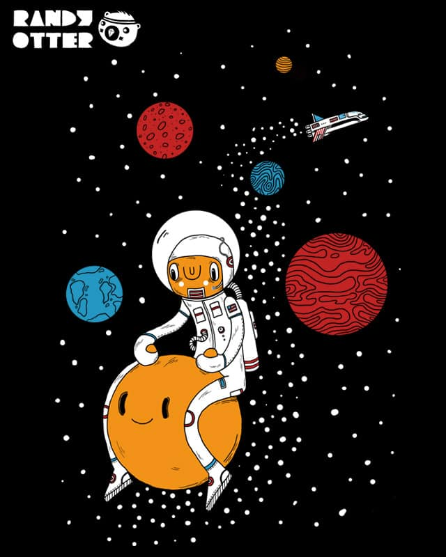 Space hopper by randyotter3000 on Threadless