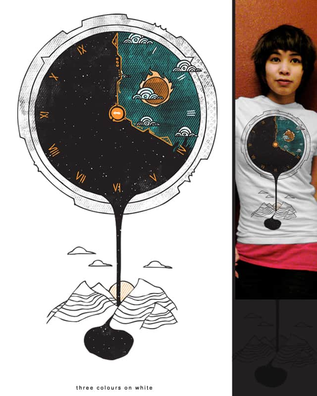 Nightfall by againstbound on Threadless