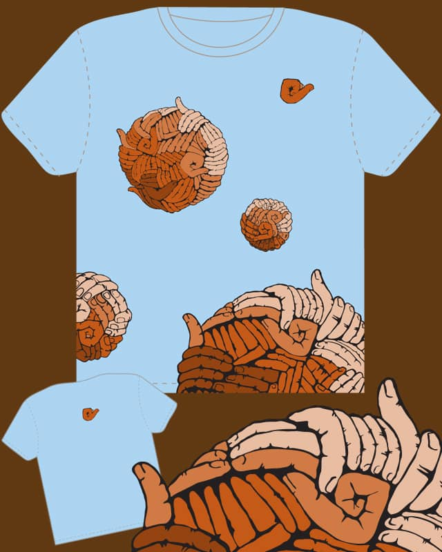 Finger Balls by Drormiler on Threadless
