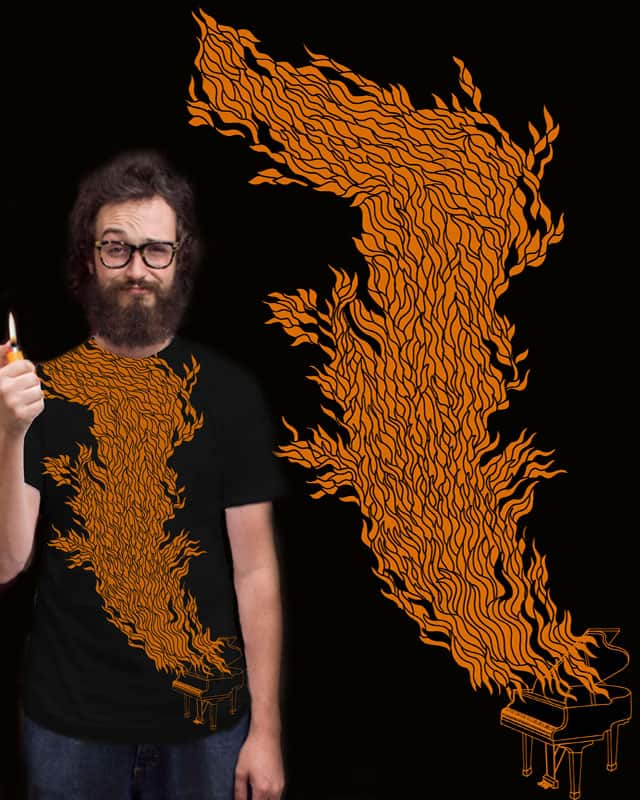 Great Balls of Fire by ArTrOcItY on Threadless