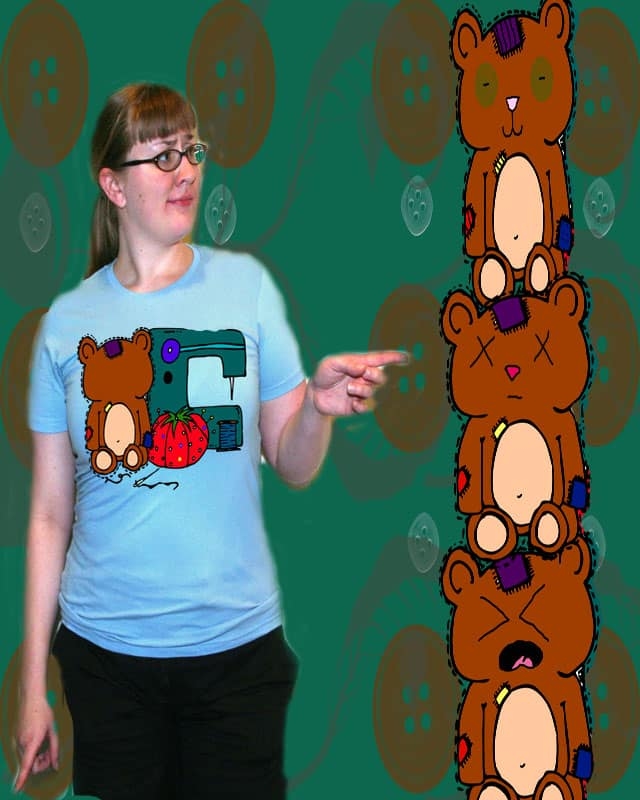 Bearied Alive by ohemgigi on Threadless