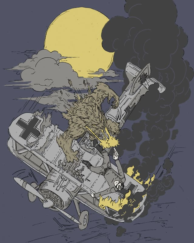 Dogfight by ISABOA on Threadless