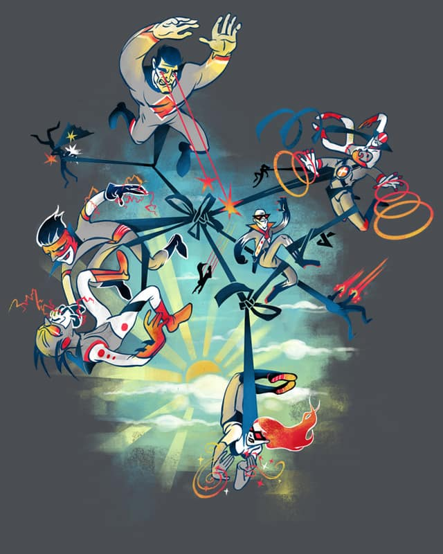 Knot So Super by Seabasss on Threadless