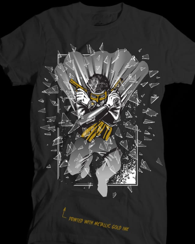 The Golden Age by jrmasm on Threadless