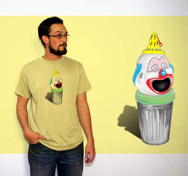 Clown Can make you laugh by rompetelcuero on Threadless