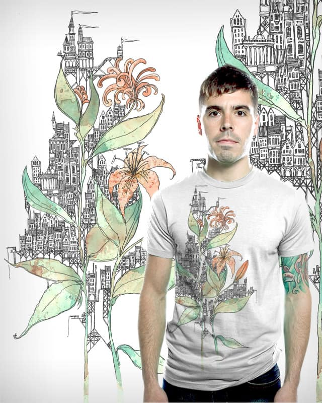 A Fragile City by Fleck on Threadless