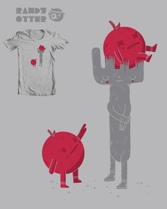 I'm berry sorry by randyotter3000 on Threadless