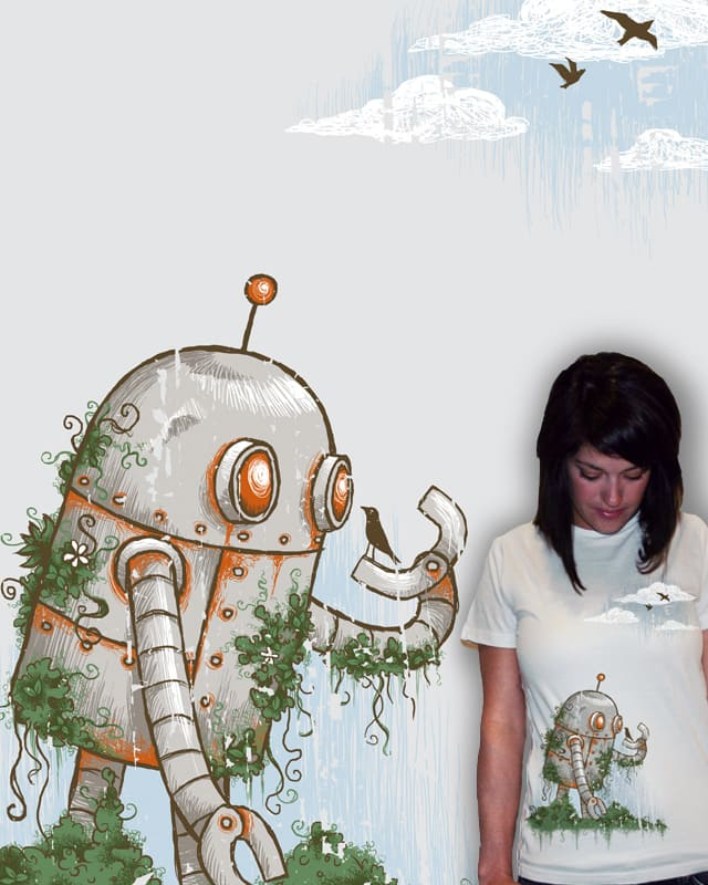 Overgrown by linablade on Threadless