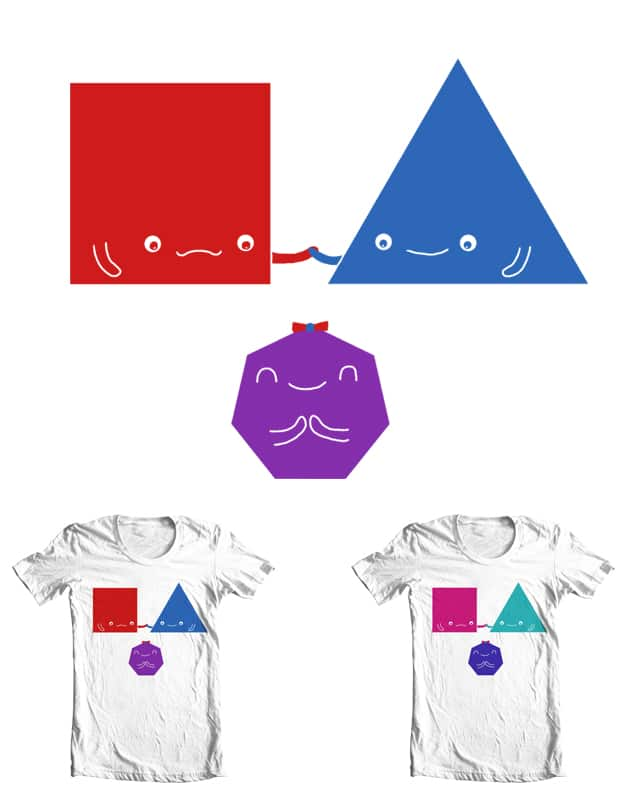 Making shapes by randyotter3000 on Threadless