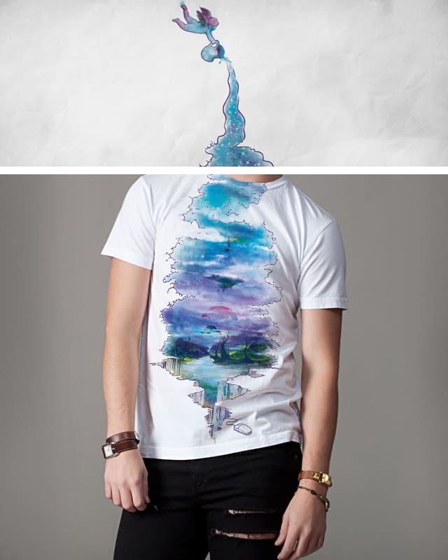Utopia by robsonborges on Threadless