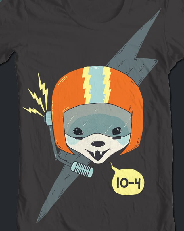 Callsign:  Bandit by mismonaut on Threadless
