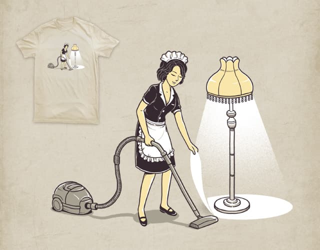 thorough cleaning by ben chen on Threadless