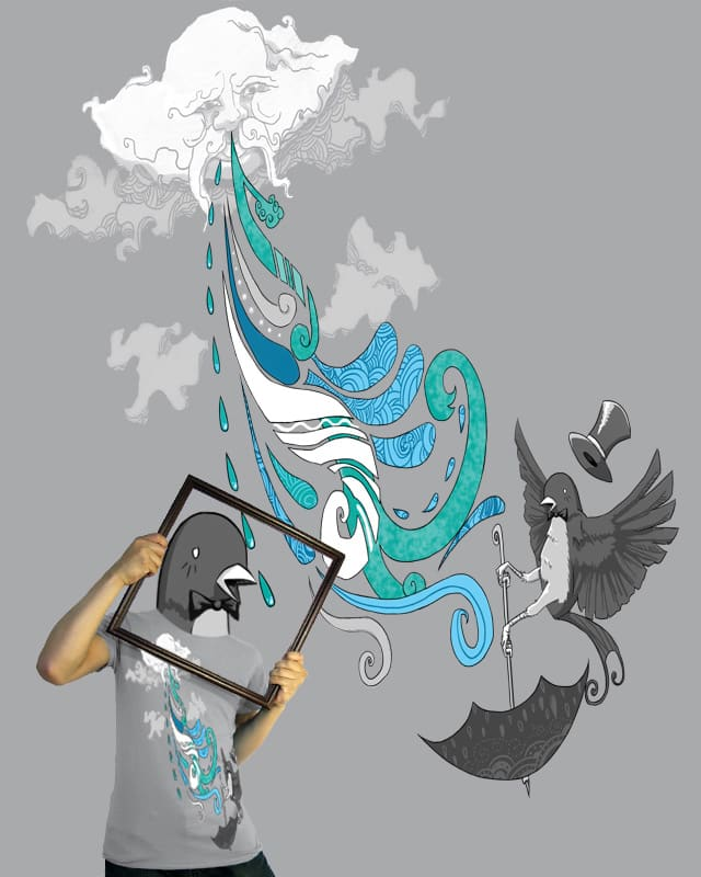 Windy Daze by QueenieBoo on Threadless
