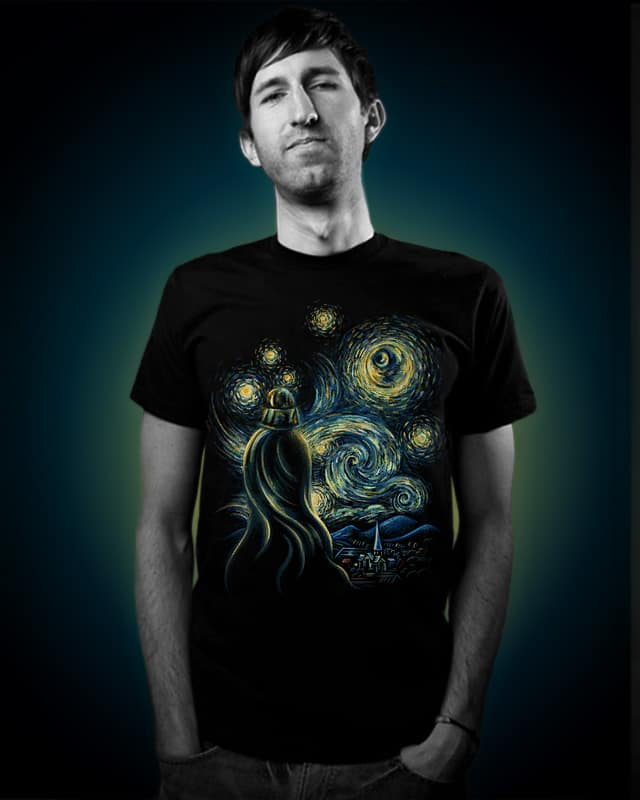 Starry Night by buko on Threadless