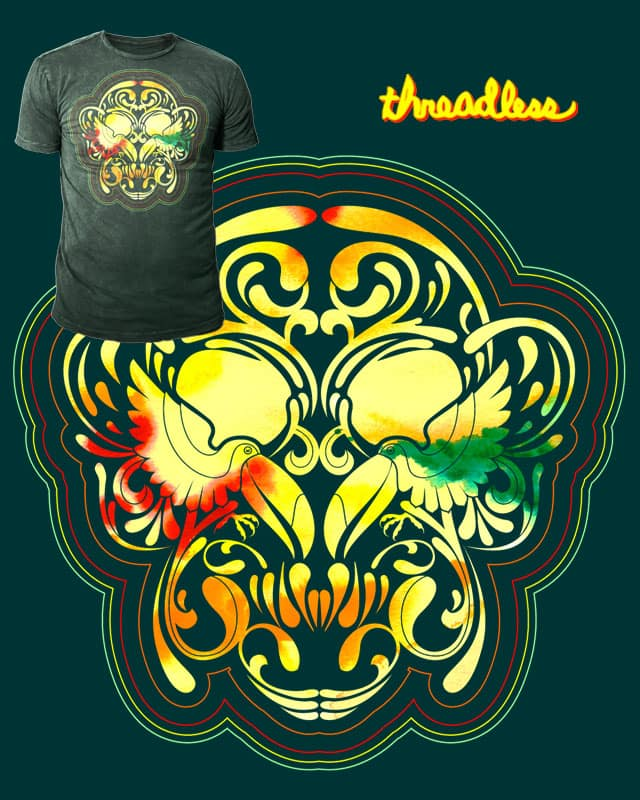 My Tropical Thoughts by opippi on Threadless