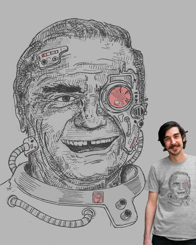 E. Borg-9 by ISABOA on Threadless