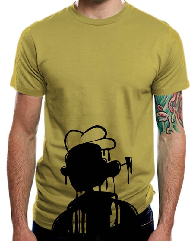 The sailorman by 51brano on Threadless