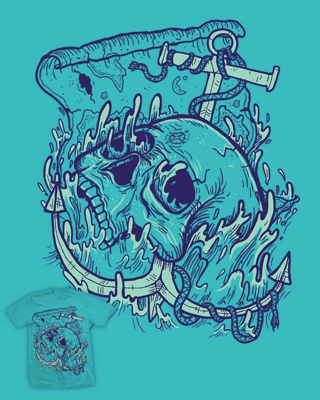 Memento Mori by Demented on Threadless