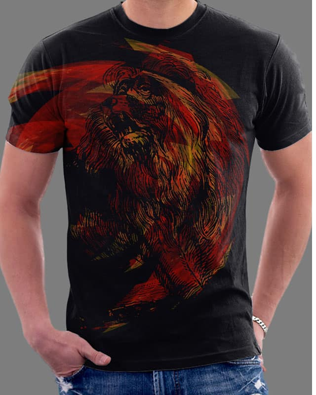 Listen To The Lion by Oiseau83 on Threadless