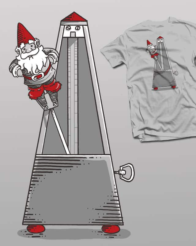 Metrognome by Ian Leino on Threadless