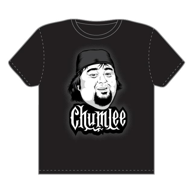 Chumlee by Glitschka Studios on Threadless