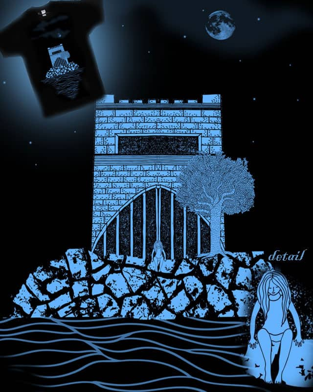 Fortress of Solitude by ArTrOcItY on Threadless