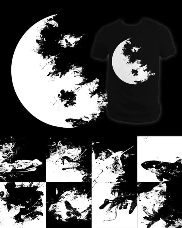Yin and Yang by tylerbramer on Threadless
