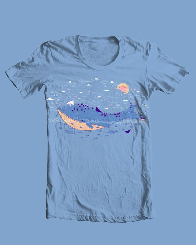 I would have been different by randyotter3000 on Threadless