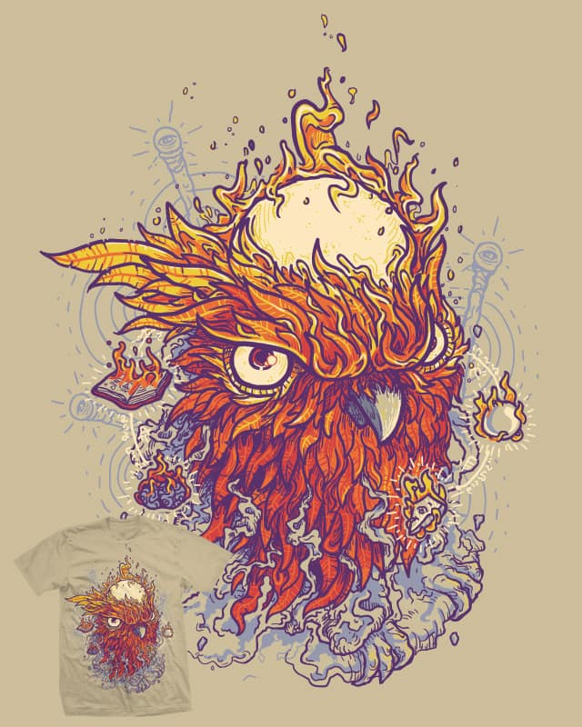 Feathers of the arcane by Demented on Threadless