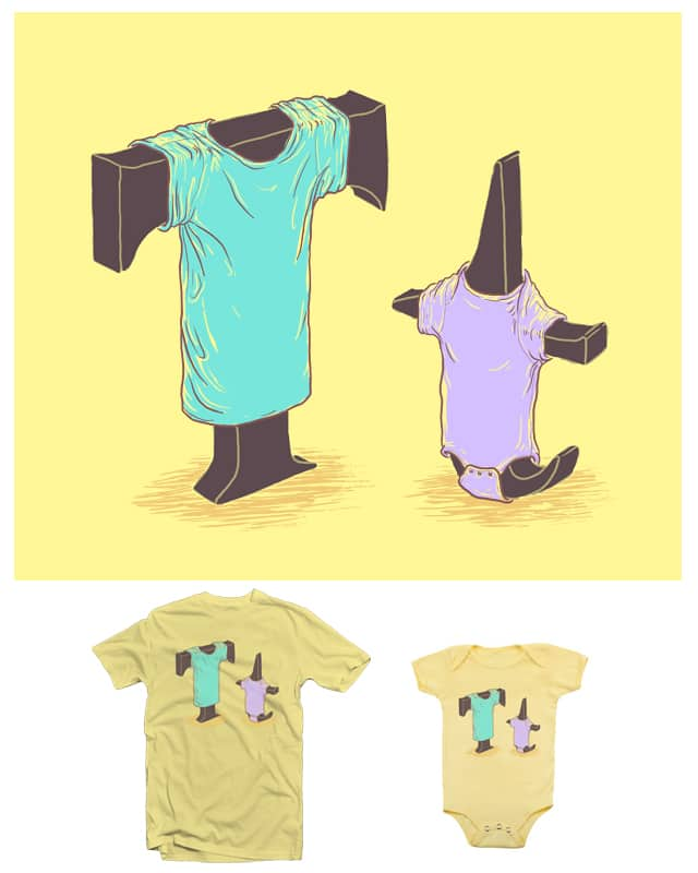 Adult & Kid by TangYauHoong on Threadless