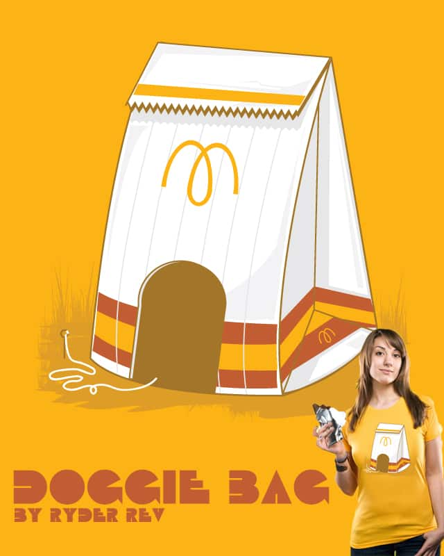 Doggie Bag by Ryder on Threadless