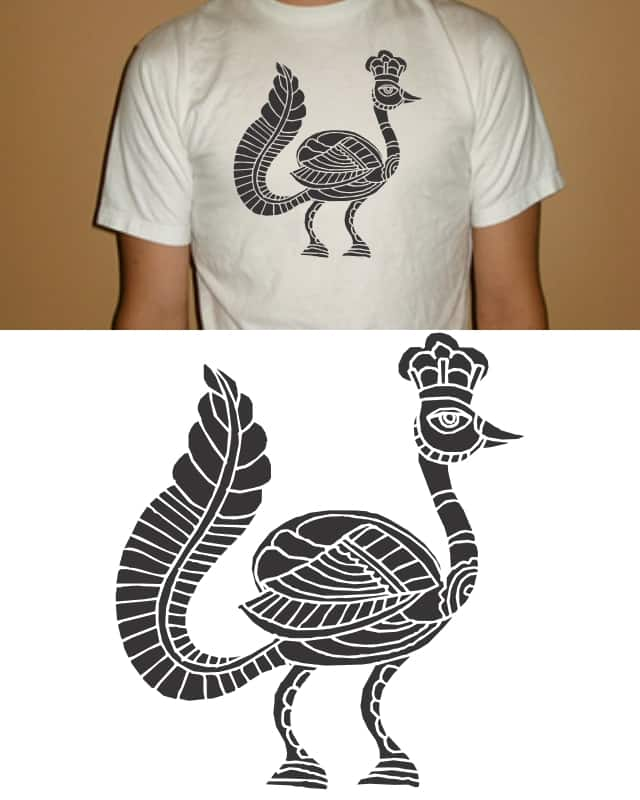 Symbolic by edgarscratch on Threadless